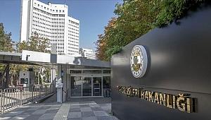 Türkiye, Ermeni teröristin tahliyesinin reddini memnuniyetle karşıladı