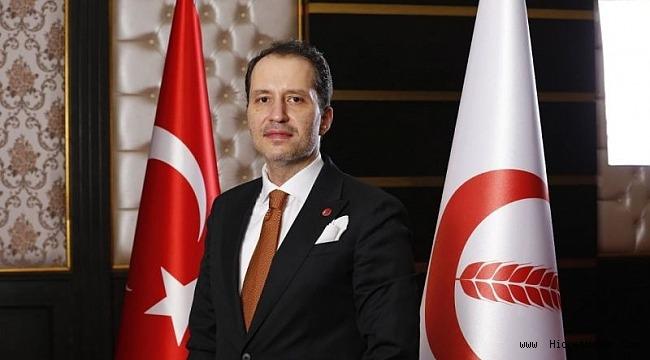 Yeniden Refah Partisi Genel Başkanı Fatih Erbakan'dan iftiralara sert cevap