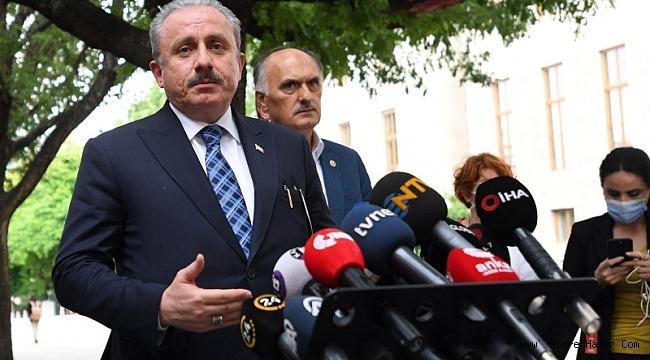 AK Parti'nin TBMM Başkan adayı resmen açıklandı!