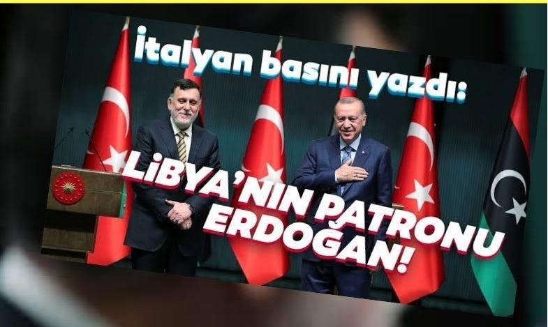 Artık tek patron Türkiye