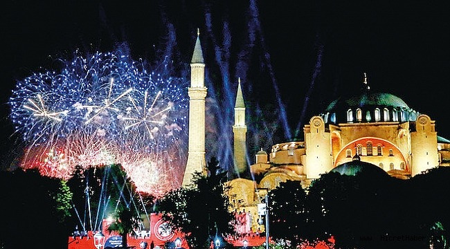 Ayasofya için Tarihi Gün! 2 Temmuz'da.
