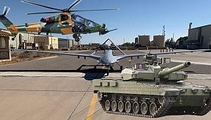 Azerbaycan Türkiye'den İHA, SİHA, Altay tankı ve Atak helikopteri satın alacak