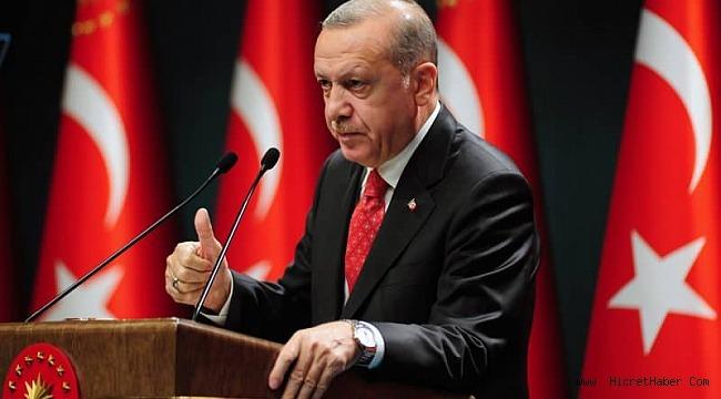 Başkan Erdoğan önemli açıklamalar yaptı.