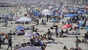 California'da Vaka Sayısı Artıyor
