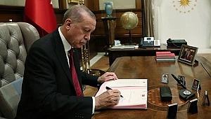 Cumhurbaşkanı Erdoğan'ın imzasıyla 41 ilin valisi değişti