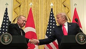 İşte Trump ve Erdoğan'ın telefon görüşmesinde konuşulanlar
