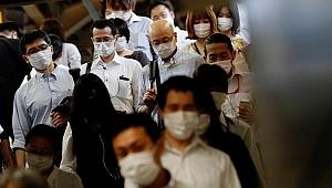 Japonya'ya giriş yasağında sayı 129 ülkeye ulaştı
