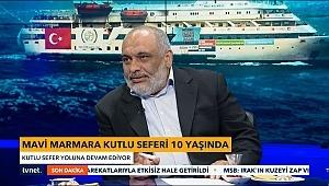 Mavi Marmara 'projenin mimarı Merhum Necmettin Erbakan hoca dır