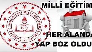 Millî Eğitim Bakanlığından Rotasyon dayatması