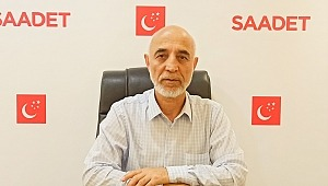 Saadet Partisi Adana İl Başkanı Mustafa GÖZÜTOK Gündemleri yorumladı