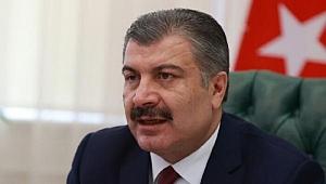 Sağlık Bakanı Fahrettin Koca'dan koronavirüs salgını açıklaması