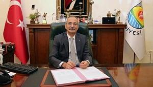 Tarsus Belediye Başkanı koronavirüse yakalandı