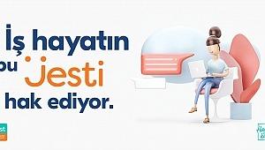"""Türkiye Finans'tan çalışanlarına """"JEST"""""""