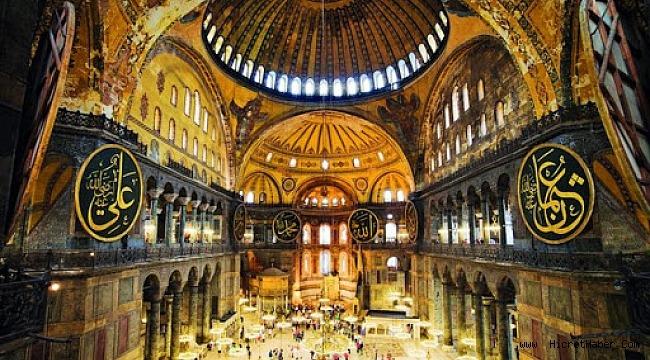 ABD'den Türkiye'ye Ayasofya'nın müze olarak kalması çağrısı yaptı.