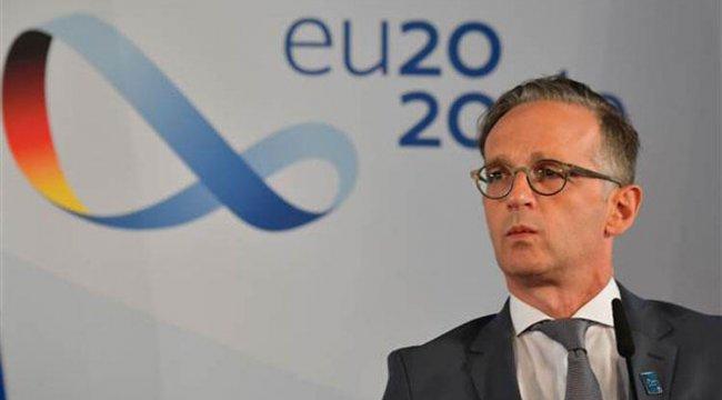 Almanya'nın o kararı çok tartışılmıştı! Dışişleri Bakanı Heiko Maas Türkiye'ye seyahat uyarısı açıklamasında bulundu