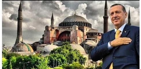 'Ayasofya' kararı sonrası Rusya ve Yunanistan'dan skandal açıklama!