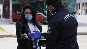 Azerbaycan'da vaka sayısı 20 bini aştı!
