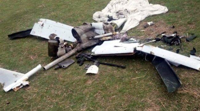 Azerbaycan ordusu, Ermenistan'a ait İHA'yı düşürdü