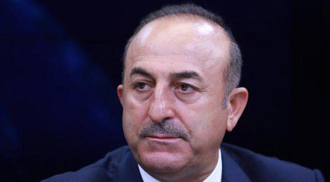 Bakan Çavuşoğlu'ndan Libya ve ateşkes açıklaması