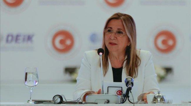 Bakan Pekcan, İtalya Dışişleri Bakanı Maio ile görüştü