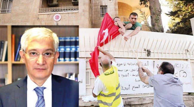 Başkonsolos Demirer Kudüs'Teki çirkin saldırıyı anlattı: İsrail polisi gecikmeli geldi