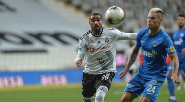 Beşiktaş - Kasımpaşa: 3-2