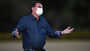 Brezilya Lideri Bolsonaro'nun İkinci Corona Virüsü Testi de Pozitif Çıktı