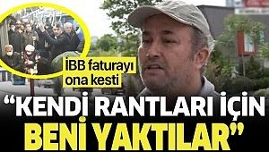 CHP İstanbul Büyükşehir Belediyesi (İBB)'nin Fazilet durağı skandalı