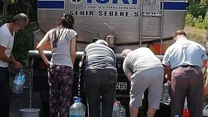 CHP'li İmamoğlu'nun başkan olduğu İstanbul Büyükşehir Belediyesi Tankerle su 25 yıl geriye gitti