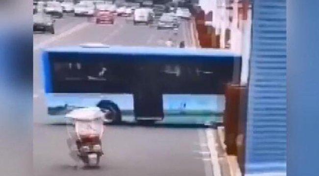 Çin'de inanılmaz kaza, çok sayıda ölü var