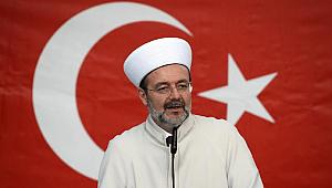 Prof. Dr.Mehmet Görmez,BAŞKAN Recep Tayyip Erdoğan'a Sonsuz Teşekkürler