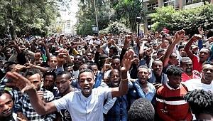Etiyopya'da olaylar çığrından çıkıyor! Ölü sayısı yükseldi