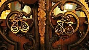Fatih Sultan Mehmed'in Ayasofya kapı tokmağındaki sırrı .