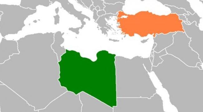 Fransa'dan Türkiye'ye Libya suçlaması