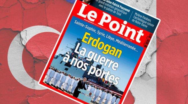Fransız basınından Türkiye manşeti: Savaş kapımızda