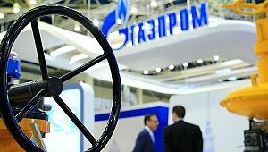 Gazprom'un ihracat gelirleri yüzde 52 düştü
