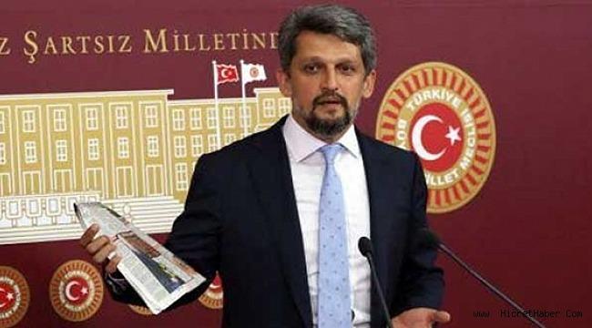 HDP'li Ermeni Asıllı Garo Paylan Ayasofya hakkında Skandal Açıklama;