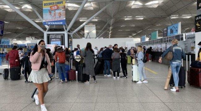 İngiltere Turizmde Türkiye'ye Yeşil Yaktı