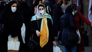 İran'da Kovid-19'dan son 24 saatte 235 kişi hayatını kaybetti