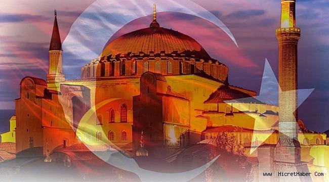 İslam dünyasından Ali Erbaş'a Ayasofya mesajı