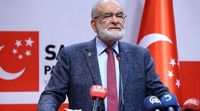 Karamollaoğlu, Ayasofya'nın açılışına katılmadı
