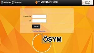 KPSS lisans başvuru ekranı: KPSS lisans başvuru ücreti hangi bankaya yatırılacak?