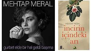 Mehtap Meral türkü ve şiir kitabıyla döndü