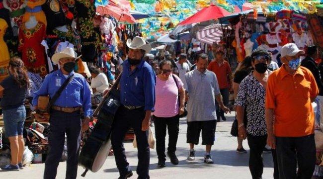 Meksika'daki Covid-19 ölümleri Fransa'yı geride bıraktı