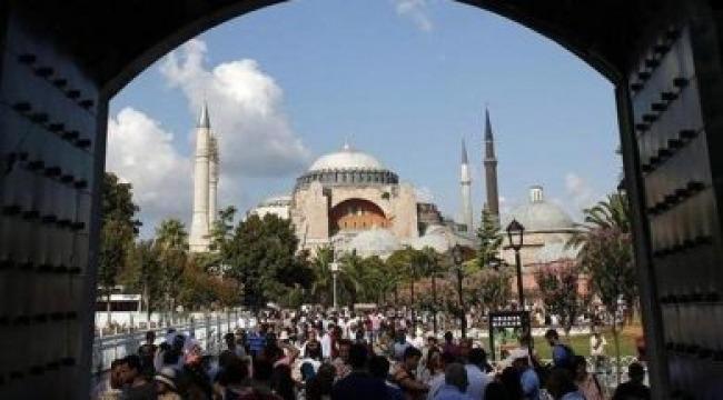 Rusya'dan Ayasofya kararı Dünyaya mesajı Türkiye'nin işine karışmayın