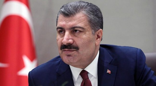 Sağlık Bakanı Koca'dan yeni koronavirüs uyarısı