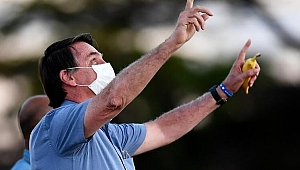Son dakika... Brezilya Devlet Başkanı Bolsonaro'nun 4. Covid-19 testi negatif çıktı