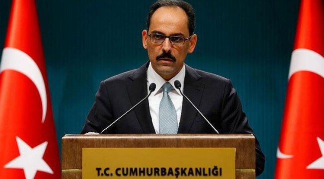 Sözcü İbrahim Kalın'dan eski İsveç Başbakanına Ayasofya yanıtı: Avrupa, Türkiye hakkında ön yargılı