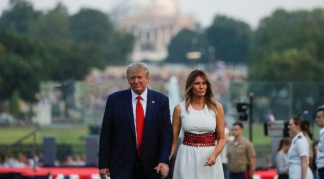 Trump 4 Temmuz Konuşmasında ''Radikal Solu'' Hedef Aldı