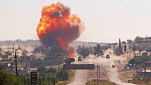 Türk-Rus devriyesine bombalı saldırı: 3 Rus askeri yaralı